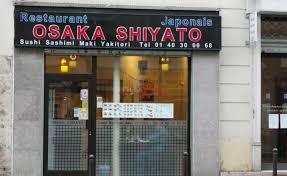 restaurants japonais du quartier porte des lilas à 20ème 75020