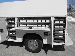 contractors truck utilities