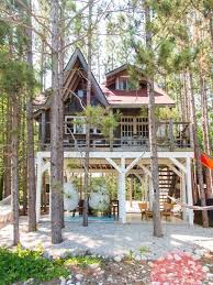 100 Tree House Studio Wood House Cabin Retreat