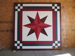 Barn Quilt Patterns | Sneak Peak: Pictured Above Is A 8X8 Painted ... Rolling Star Barn Quilt With Monogram And Frame Morning The Red Feedsack Wooden Quilt Square And A Winner Tweetle Dee Design Co Starburst Barn Ladies Book Collection Fall Back A Quilts The American Trail Yes Georgia We Do Have Foundation Paper Pieced Block Pattern Meanings Gallery Handycraft Decoration Ideas Rainboots Handmade By Dave My First 4x4 Round Wicked Designs Llc Crayon Box Studio Classic Metal Company Review
