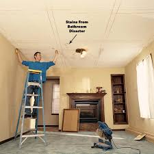 Ceiling Panels How To Install A Beam And Panel Ceiling Home Sweet