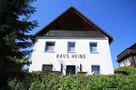 gruppenhaus heine harz braunlage harzdomicile