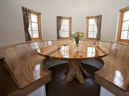 Dining Room Tables Booth Style Gorgeous Brilliant Design In Set Plan 5 On