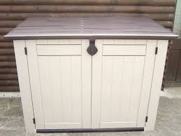 Outdoor Storage Waterproof Cabinet Doors – Home Improvement 2017