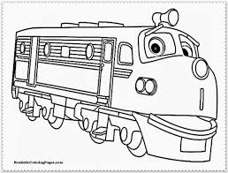 Chuggington Coloring Pages Printable Coloring Page For Kids