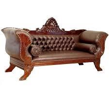 canap style colonial canapé baroque colonial acajou houdan meuble de style