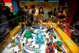 Lego Plans Video Games, Social Network For Chinese Children ...