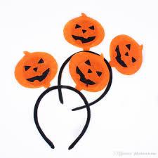 Pumpkin Head 2017 by 2017 Halloween Party Accessories Pumpkin Head Hoop Funny Party