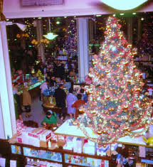 Christmas Tree Shop Warwick Ri by Pleasant Family Shopping Christmas At Macy U0027s Herald Square 1962
