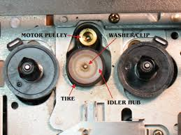 Nakamichi Tape Deck 2 by These Are The Installation Instructions For The Replacement Idler