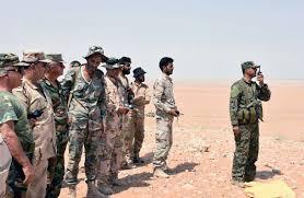 siege army syrian army makes major advance on city islamic state siege wsj