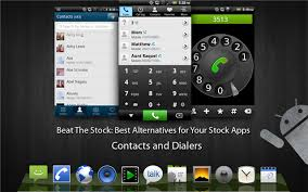 best contacts dialers apps android