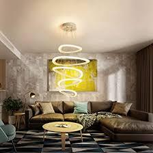 led pendelleuchte wohnzimmer hängeleuchte höhenverstellbar