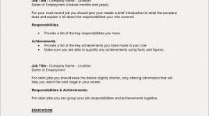 Example Resume With Summary Statement Unique Fresh Examples