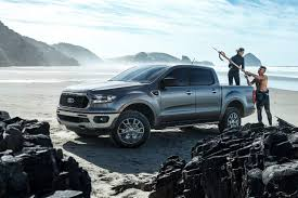 2019 Ford Ranger Available In 8 Different Colors, Loves The Outdoors ...