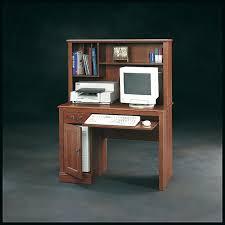 computer desks sauder beginnings computer desk espresso in