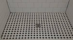 Shower Foam Base by Shower Famous Building A Shower Floor Pan On Concrete Best