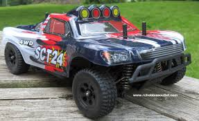 100 Best Rc Short Course Truck SCT24 RC HSP Electric 4WD 24G 124th Scale 24793