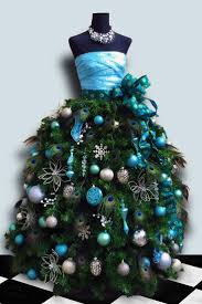 Christmas Tree Disposal Nyc 2016 by 280 Best Dress Form Christmas Trees Images On Pinterest Dress