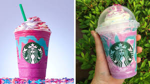 Starbucks Unicorn Frappuccino Is Coming To Canada