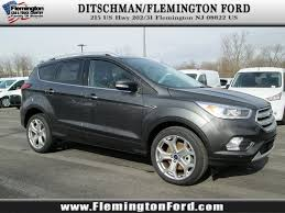 100 Flemington Car And Truck Country New 2019 Ford Escape For Sale At Ditschman Lincoln VIN