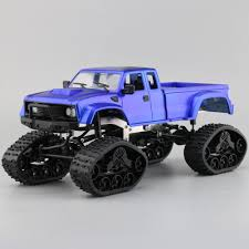 100 Rc Pickup Truck FY002 KidS Toy Remote Control Four Wheel Drive Buggy Climbing Car