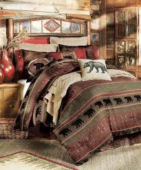 Luxury Lodge Bedding Cabin