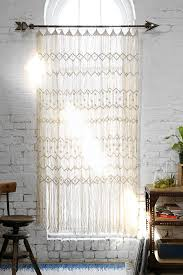 Curtain Macrame Wall Hanging Magical Thinking And Vintage Bohemian