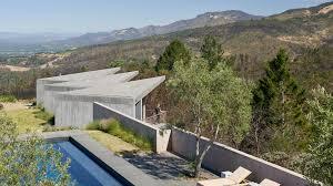 100 Ulnes Mork Designs Ridge House To Endure Wildfires In California