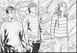 Outstanding Voldemort Vs Harry Potter Colouring Pages Page With Coloring And