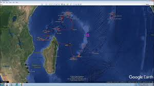 Sinking Islands Global Warming by Mandela Effect Zealandia And Another Continent Time Travel