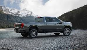 100 Gmc Trucks 2020 GMC Sierra HD Pickup New Heavy Duty Truck With A Denali Model