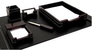 parure de bureau en cuir parure de bureau strasbourg accessoires à thèmes parures de