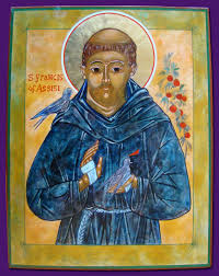 icons st francis of assisi