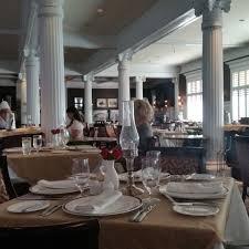 Grand Dining Room At The Jekyll Island Club Hotel GA