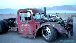 Rat Rod Semi Truck | Www.topsimages.com