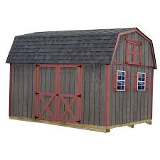 Shop Best Barns (Common: 10-ft X 12-ft; Interior Dimensions: 9.42 ... Best Barns New Castle 12 X 16 Wood Storage Shed Kit Northwood1014 10 14 Northwood Ft With Brookhaven 16x10 Free Shipping Home Depot Plans Cypress Ft X Arlington By Roanoke Horse Barn Diy Clairmont 8 Review 1224 Fine 24 Interesting 50 Farm House Decorating Design Of 136 Shop Common 10ft 20ft Interior Dimeions 942