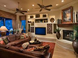Living Room Traditional Ideas With Fireplace And Tv Subway Tile Dining Rustic Large