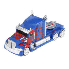Newqida Transformers Optimus Prime Remote Control Car - $18.44 ...