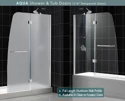 Bathtub Splash Guard Glass by Best 25 Tub Shower Doors Ideas On Pinterest Tub Glass Door