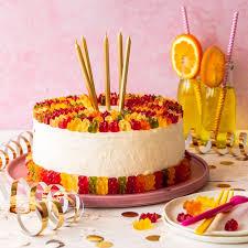 gummibärchen torte