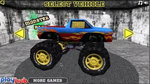 Monster Truck Games Videos For Kids YouTube Gameplay 10 Cool Truck ...