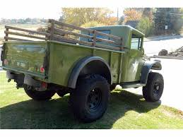 1953 Dodge M37 For Sale | ClassicCars.com | CC-1054049 Dodge Trucks Craigslist Unusual M37 For Sale Buy This Icon Derelict Take Command Of Your Town 1952 Dodge Power Wagon Pickup Truck Running And Driving 1953 Not 2450 Old Wdx Wc Wc54 Ambulance Sale Midwest Military Hobby 94 Best Images On Pinterest 4x4 Army 2092674 Hemmings Motor News For 1962 With A Supercharged Hemi Near Concord North Carolina 28027 Ww2 Truck Beautifully Restored Bullet Motors M715 Kaiser Jeep Page