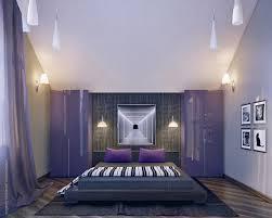 chambre mauve et gris chambre violette 20 idées décoration pour un chambre originale