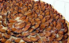 dessert aux quetsches recette la tarte aux quetsches brisach et l os a moelle
