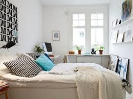 Artistic Scandinavian Bedroom Image SourceHome My Design