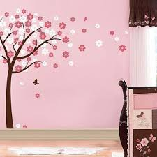 Cherry Blossom Bathroom Decor by Best Cherry Blossom Tree Wall Decal Products On Wanelo