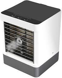 mini klimaanlage 3 in 1 mini mobile klimageräte persönliche luftkühler luftbefeuchter luftreiniger usb klimagerät mit 3 geschwindigkeiten für