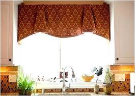 Country Valances Valance Curtains For Bedroom Living Room Unique Dining Adorable Kitchen