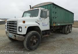 1979 International 1854 Grain Truck | Item DA3299 | SOLD! Fe...